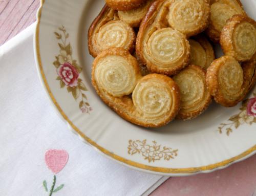 עוגיות אוזני פיל (פאלמריטס)