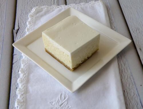 """עוגת גבינה אפויה (כשל""""פ)"""