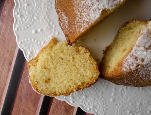 עוגת תפוזים וקוקוס טבעונית