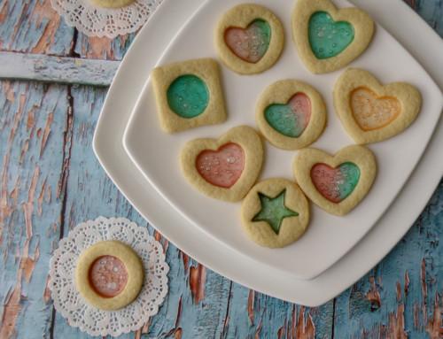 עוגיות ויטראז' – חלונות