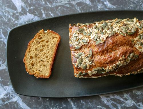 לחם טחינה פטנט.