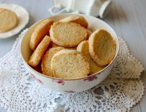 עוגיות חמאה לימון וקוקוס