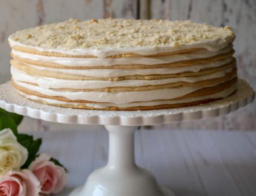 עוגה בסגנון מדוביק
