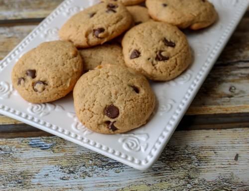 עוגיות עומר (שוקולד צ'יפס) פרווה